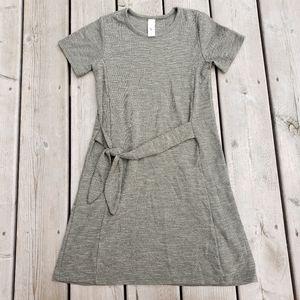 NWOT Harper Canyon waffle knit tshirt dress